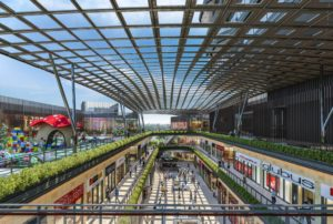 Artistic-view-of-central-piazza-from-Second-Floor-Level-1024x691