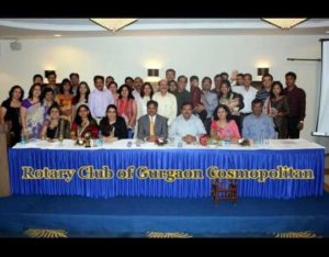 Rotary Club of Gurgaon Cosmopolitan
